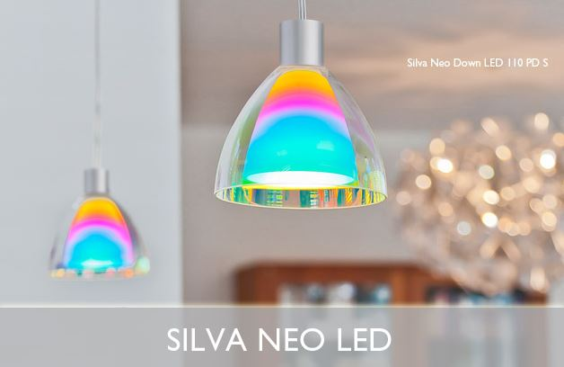 Silva NEO LED 110 downlight   prosjektbilde